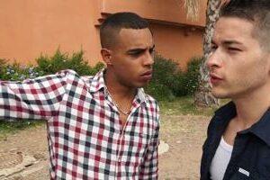 Jeune touriste français baisé au Maroc