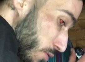 Mec Algérien baisé sans capote