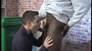 Black TBM pour petit cul rebeu